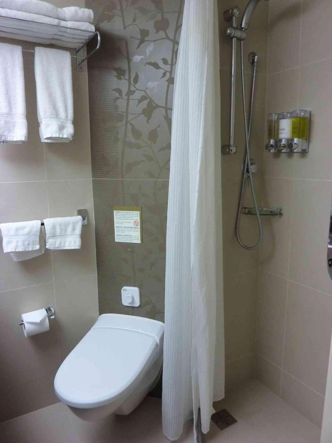 Januari 2012 cruisereiziger - Kleine badkamer wc ...