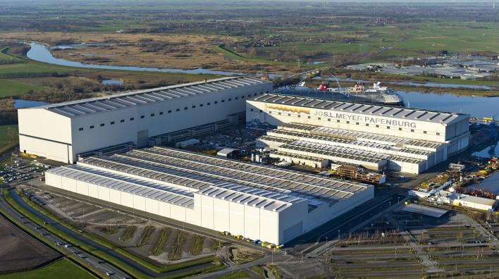 Image Result For Meyer Werft