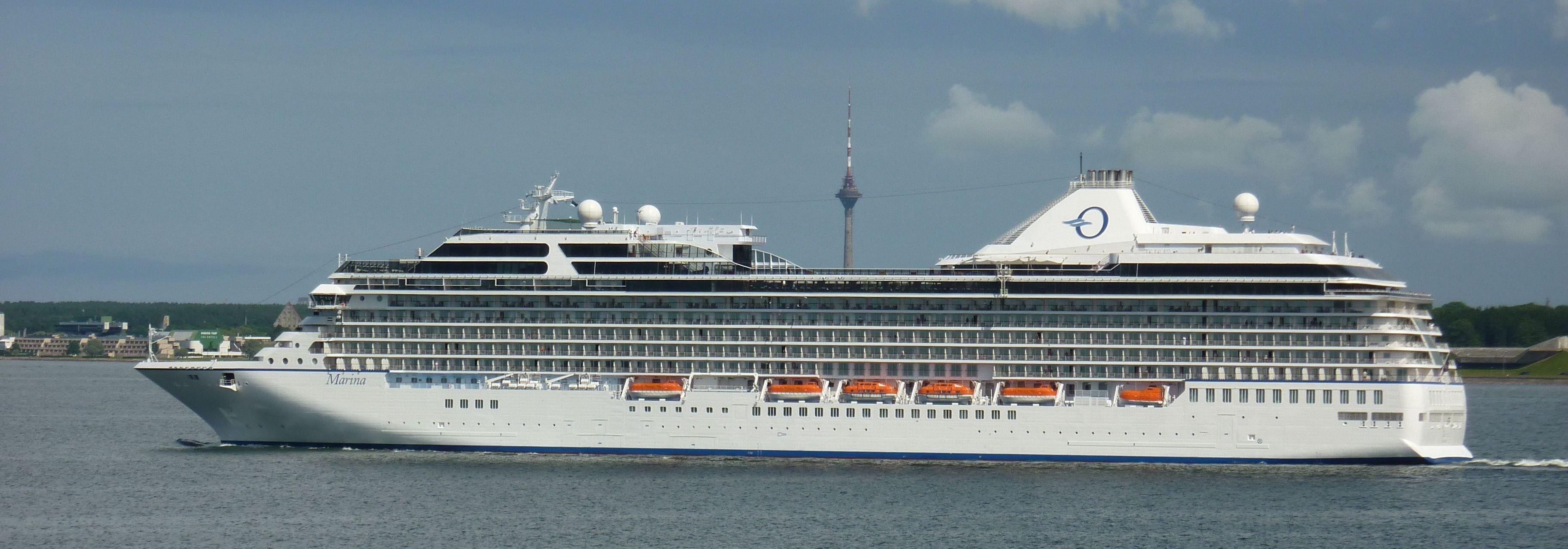 Marina – Oceania Cruises « Cruisereiziger