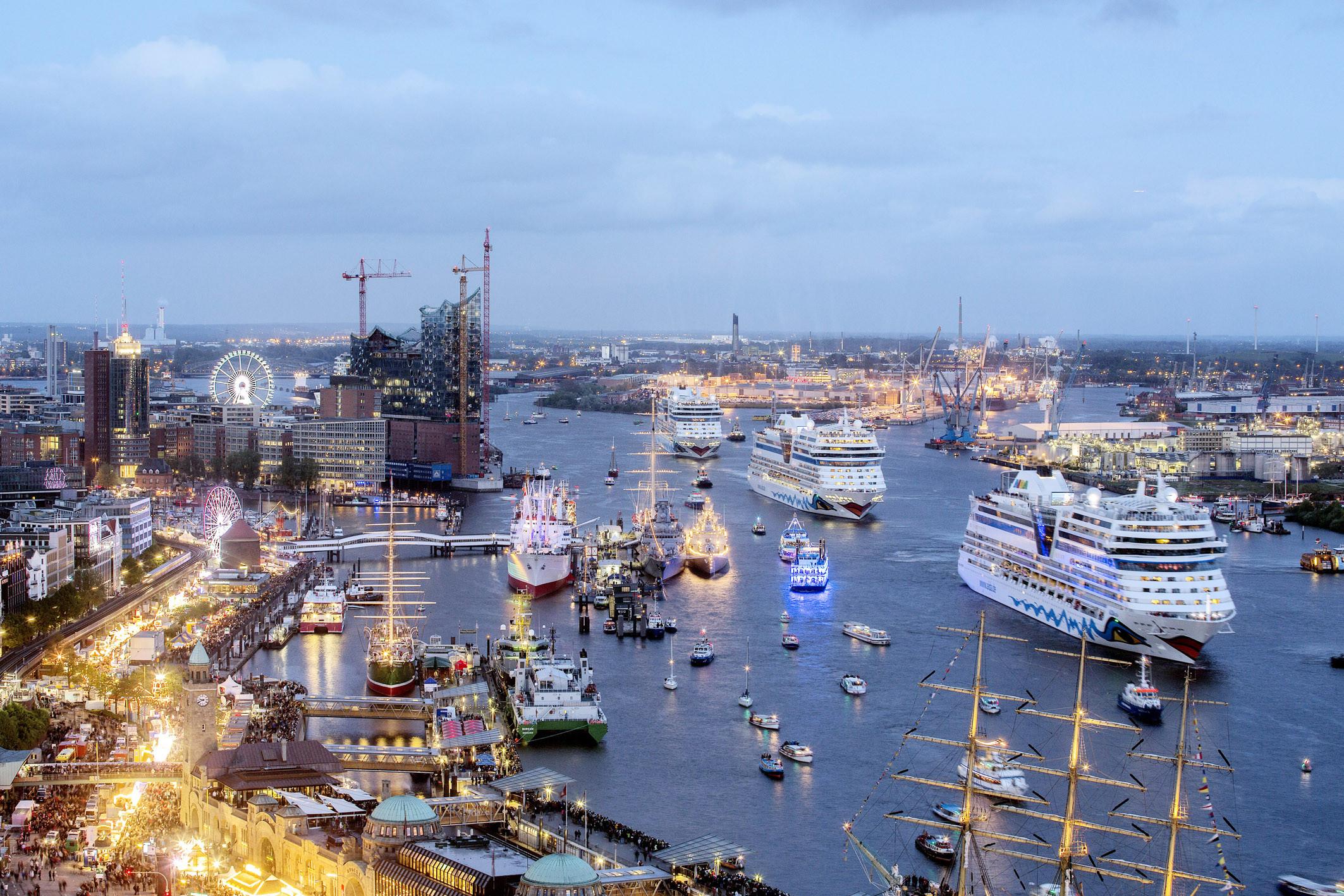 Aidamar Start Cruiseseizoen In Rotterdam 171 Cruisereiziger