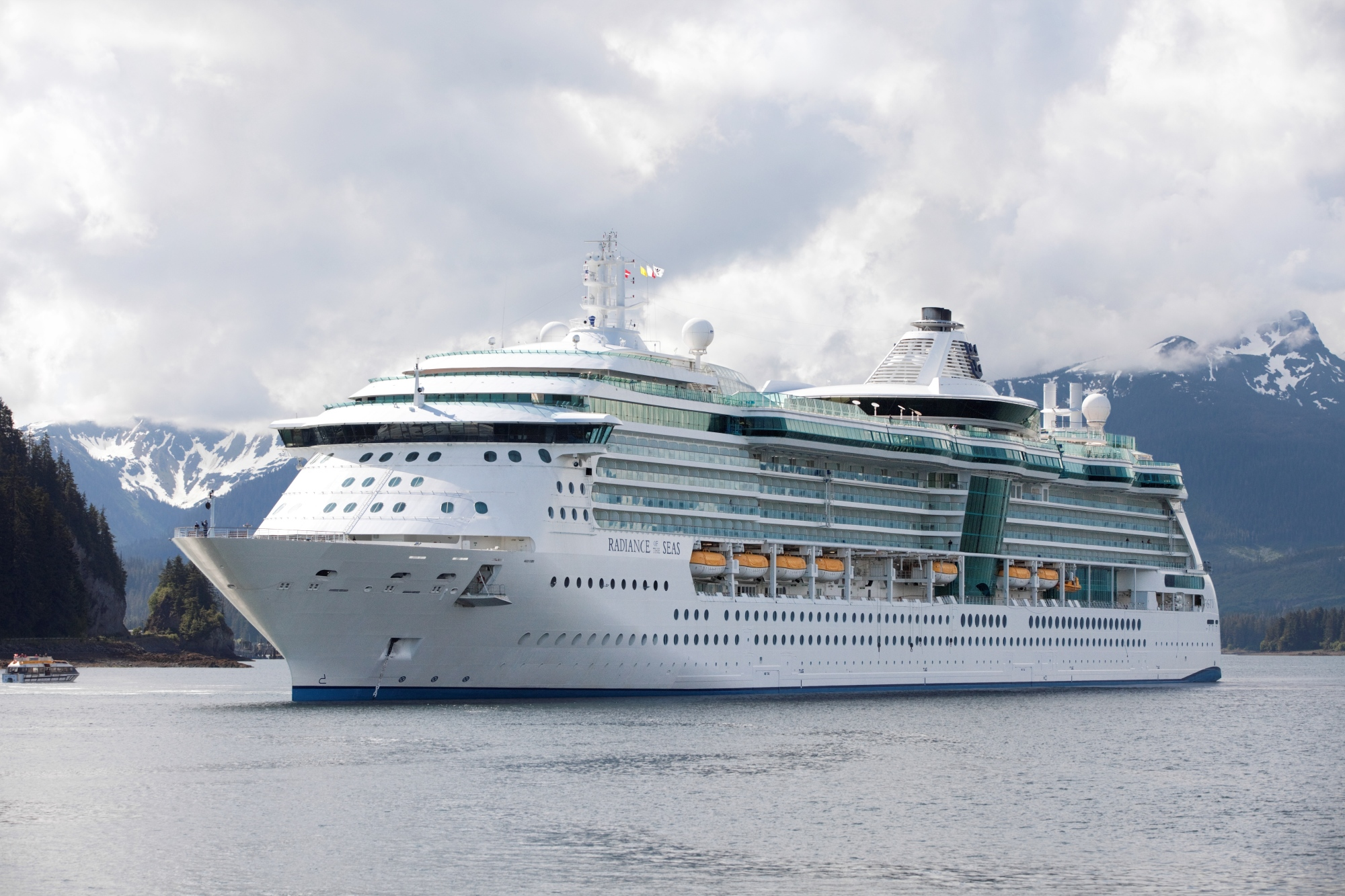 Rccl Alaska Cruise Tours