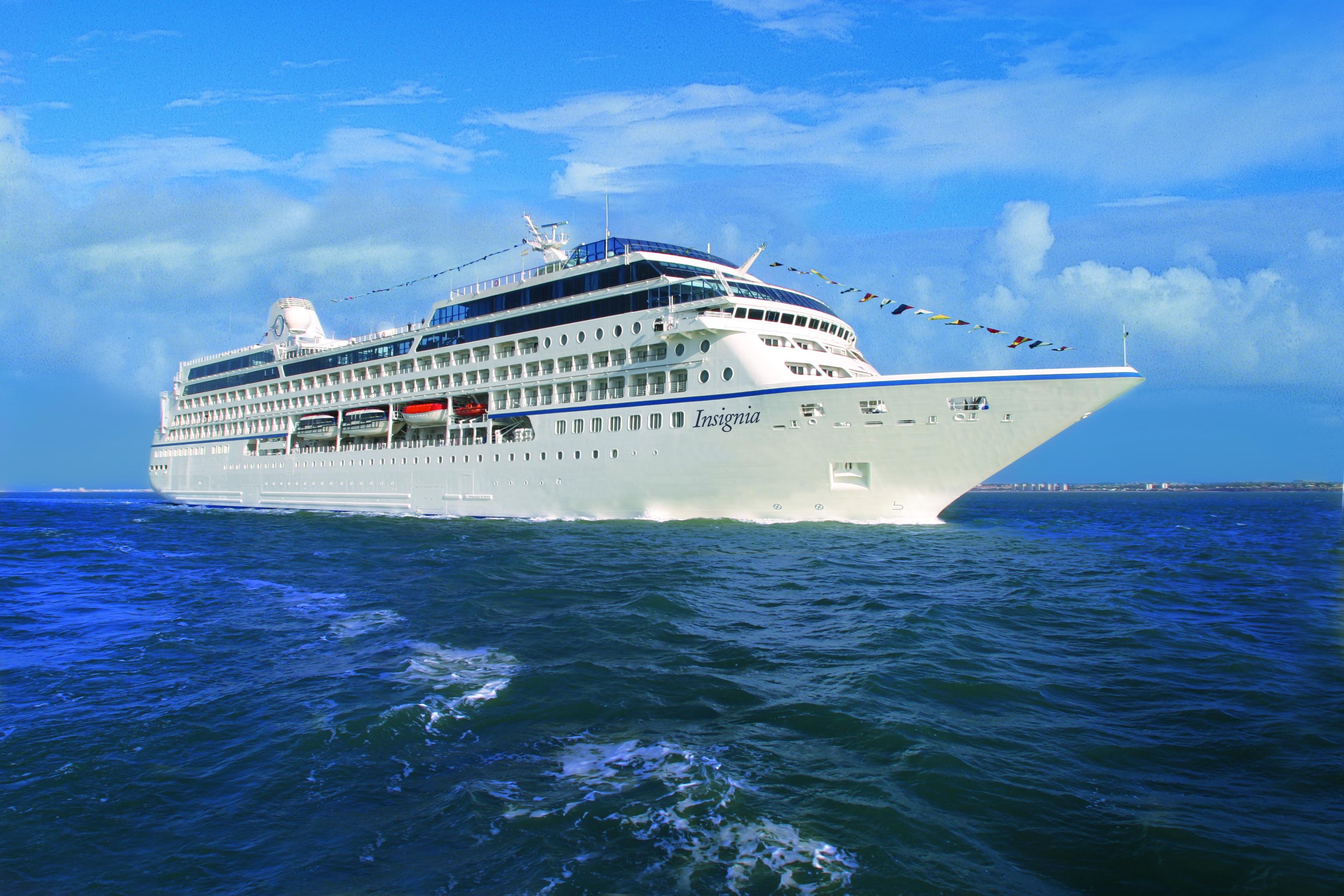 Brand Op Cruiseschip Insignia Eist 3 Levens  Cruisereiziger