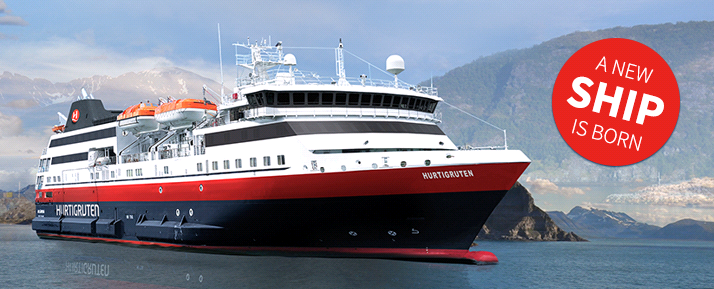 Doop MS Spitsbergen rederij Hurtigruten