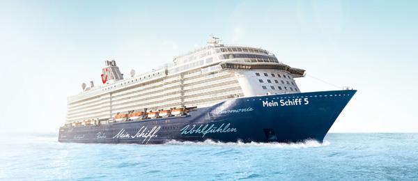 Maidenvoyage Mein Schiff 5