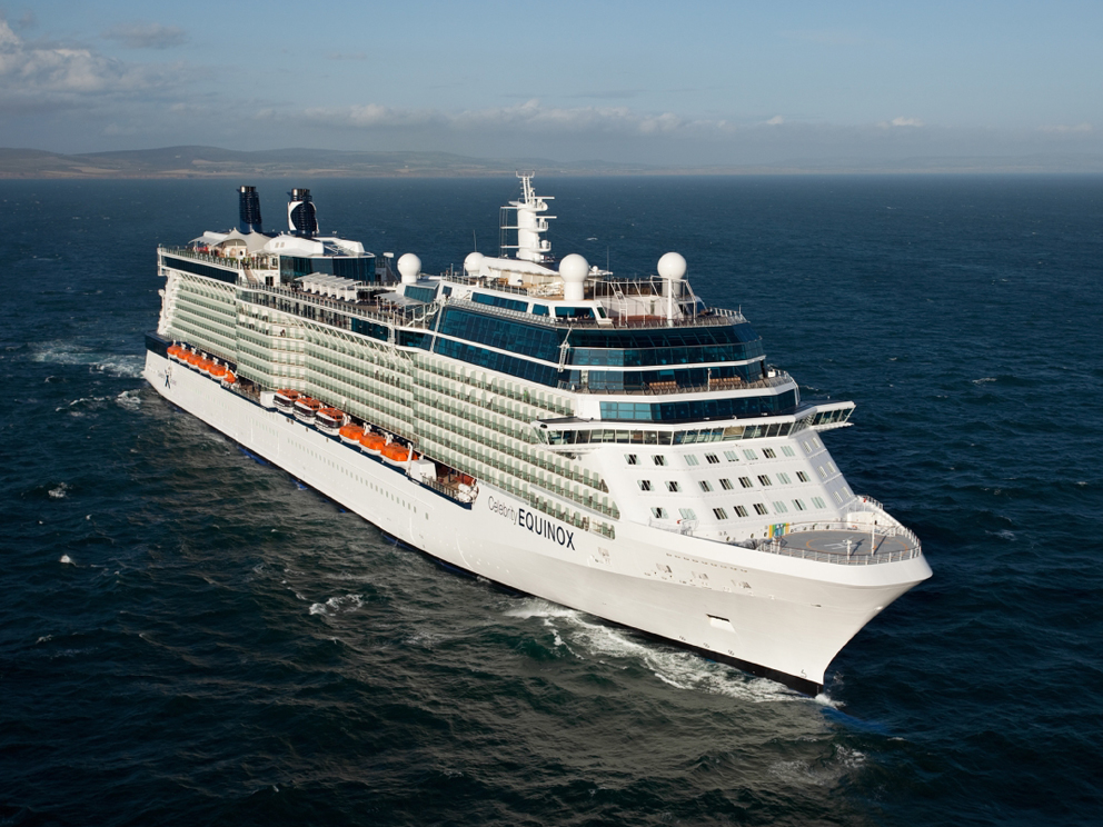 Celebrity x cruises equinox pictures