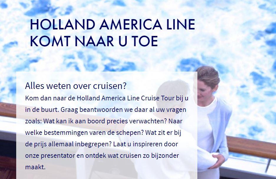 Cruises 2016-2018 - Boek uw cruise vakantie op AMCA.nl - AMCA