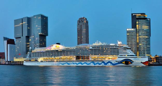 Film cruisereiziger for Rotterdam film