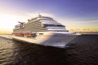 Maiden Voyage Carnival Horizon
