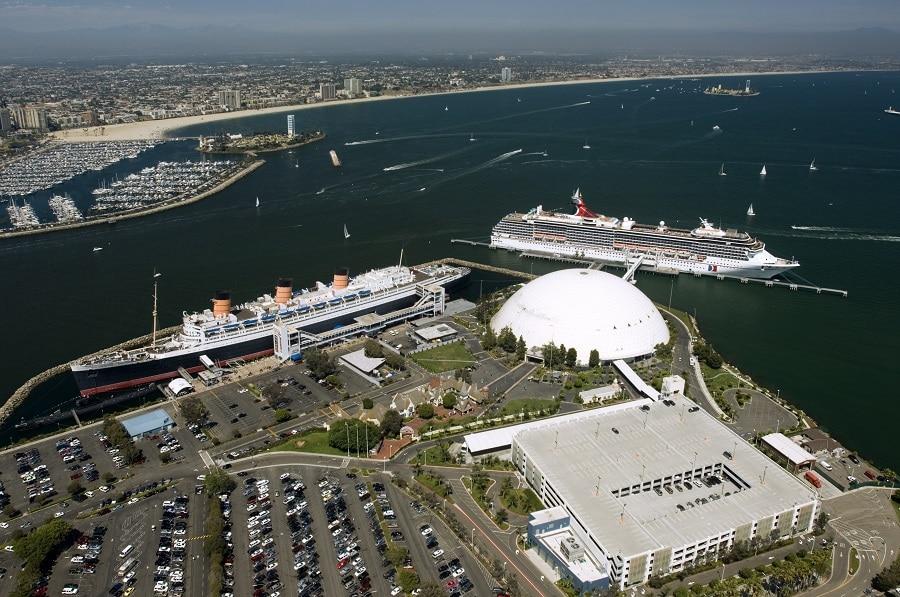Californi  Cruisereiziger
