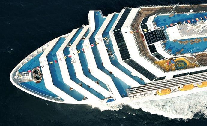 Scheepsbezoek Cruisereiziger/Zeetours aan Costa Magica @ Passenger Terminal Amsterdam | Amsterdam | Noord-Holland | Nederland