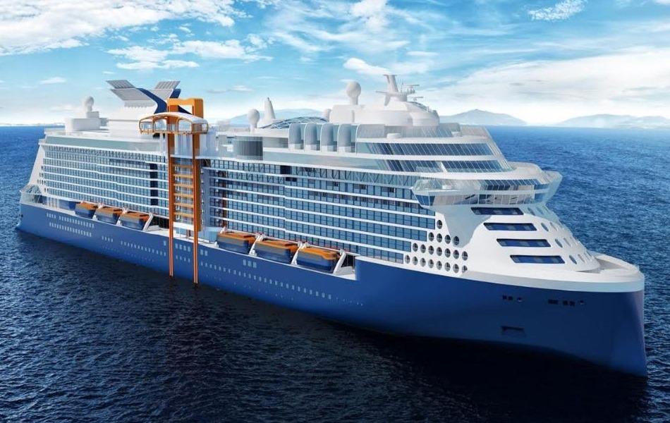 News sur la navale mondiale (les chantiers de constructions navales-dont chantiers STX stNaz) - Page 9 Celebrityedge