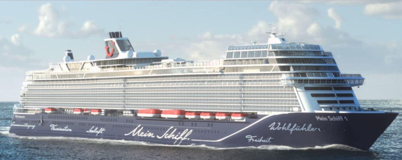 News sur la navale mondiale (les chantiers de constructions navales-dont chantiers STX stNaz) - Page 9 MeinSchiff1