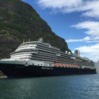 Fly & Cruise van Rome naar Amsterdam – 1 mei 2018