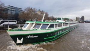 Open dag MS Allegro @ Rotterdam
